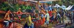 No 15  'Kebabs and  Jabaru' Eumundi Market