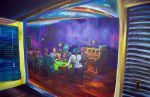 Marita's Garage - Texas Hold'em