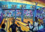 !7th World Transplant Games Ten Pin Bowling SOLD
