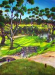 !5th Green Flaxted Park Old Renyella STH AUST AUS $2,200.oo