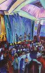 NOOSA JAZZ FESTIVAL OPENING NIGHT SOLD artist -BOB GAMMAGE-