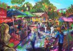 Coxy's Big Break at Eumundi Markets Filmed live event Artscape Artist Bob Gammage PRICE AUS $3,500.oo