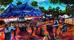AUS SOLD artist -  -BOB GAMMAGE- Gympie Muster Series