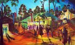 Muster Tavern - SOLD - Prints available at -