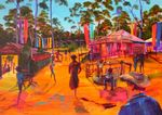 GYMPIE MUSTER 2004