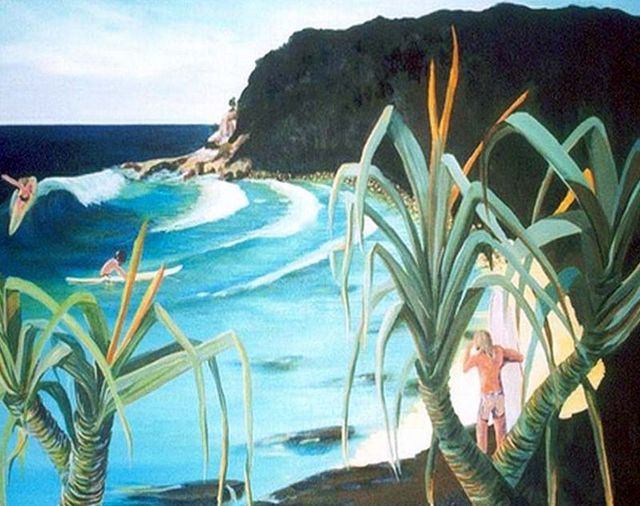 Ti Tree Noosa National Park SOLD