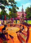 The Ampitheatre Parramatta SOLD artist Bob Gammage
