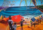 OUTRIGGER TITLES AT MOOLOOLABA