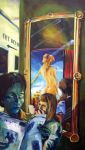 reflections upon artificial light