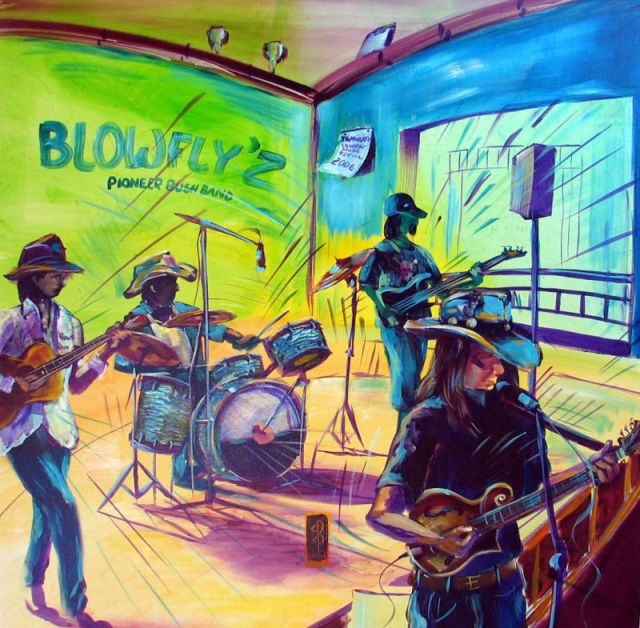 The Blowflys