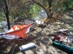 campsite storm