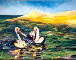 pelicans  SOLD