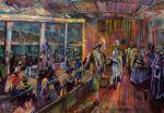 howards birthday heirloom artscape artist Bob Gammage COMMISSION